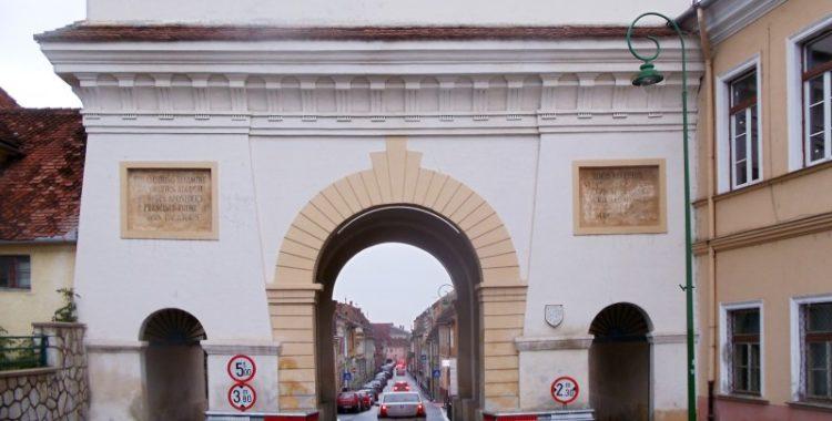 Poarta Șchei Brașov