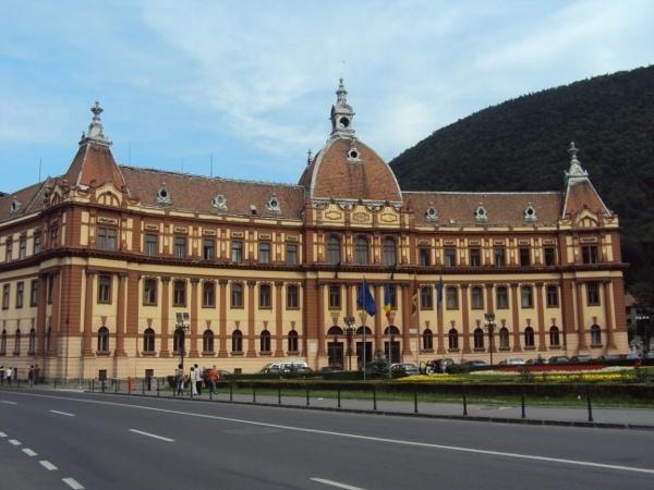 Palatul Justiției Brașov
