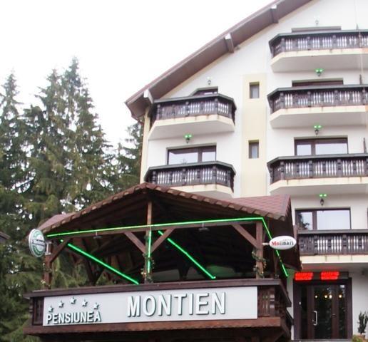 Pensiunea Montien Brașov