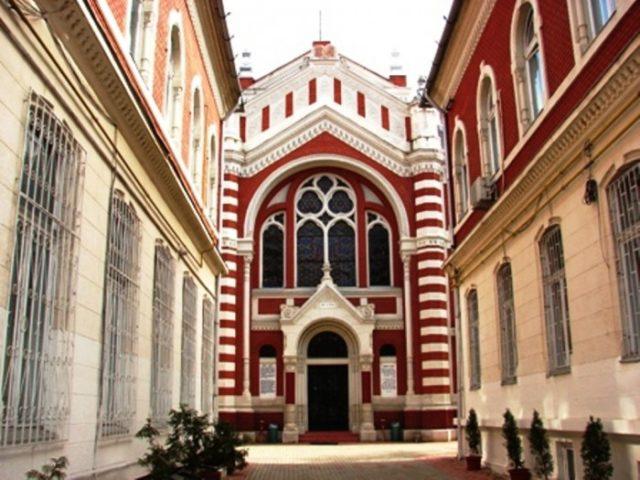 Sinagoga neologă Brașov