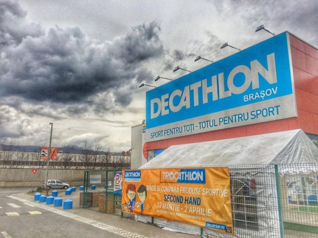 Decathlon Brașov