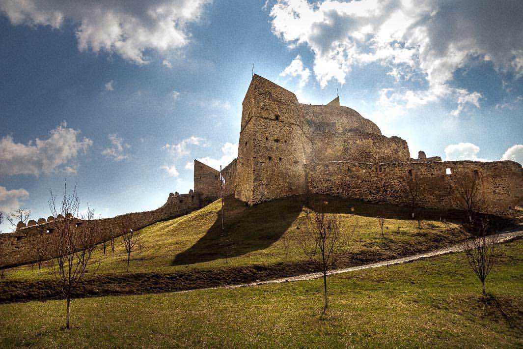 cetatea medievală rupea