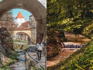 Strada După Ziduri – strada cu parfum de epocă și contemporan