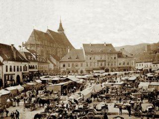 """Vrăjitoarele din Brașov – povești """"necurate"""" din orașul de demult"""
