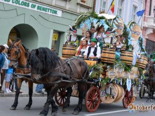 Cum a luat naștere festivalul Oktoberfest Brașov? Istoric și tradiții