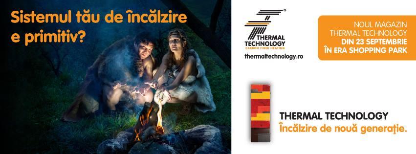 De la primitiv la tehnologie avansată, Thermal Technology, Era Shopping Oradea