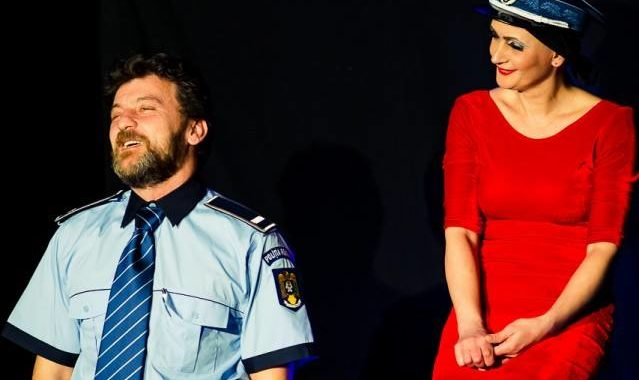 Comedie: Sărumânadecâtmăplimbam - Margota și Toni