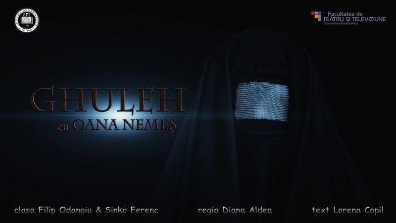 Gala Traficantului de Cultură Internațional - Ghuleh