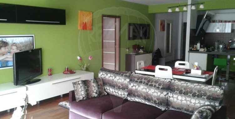 Apartament de lux cu 2 camere