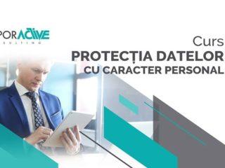 Curs – Protecția datelor cu caracter personal – Corporactive Consulting