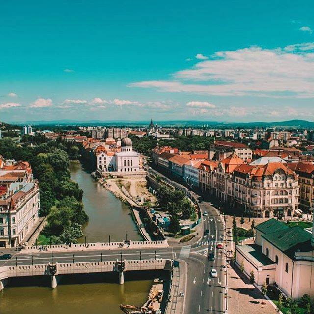 Podurile din Oradea – punți între oameni