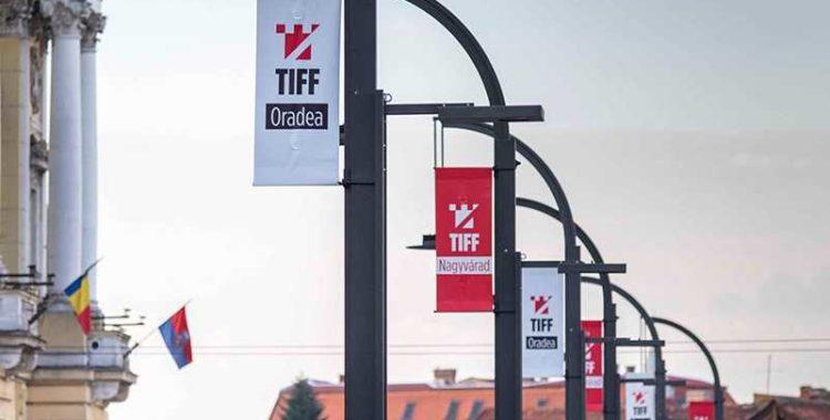 Trei zile ca în filme la TIFF Oradea