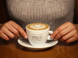 Culorile toamnei în ceașca de cafea Ristretto